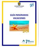 Vacaciones de Verano 2018