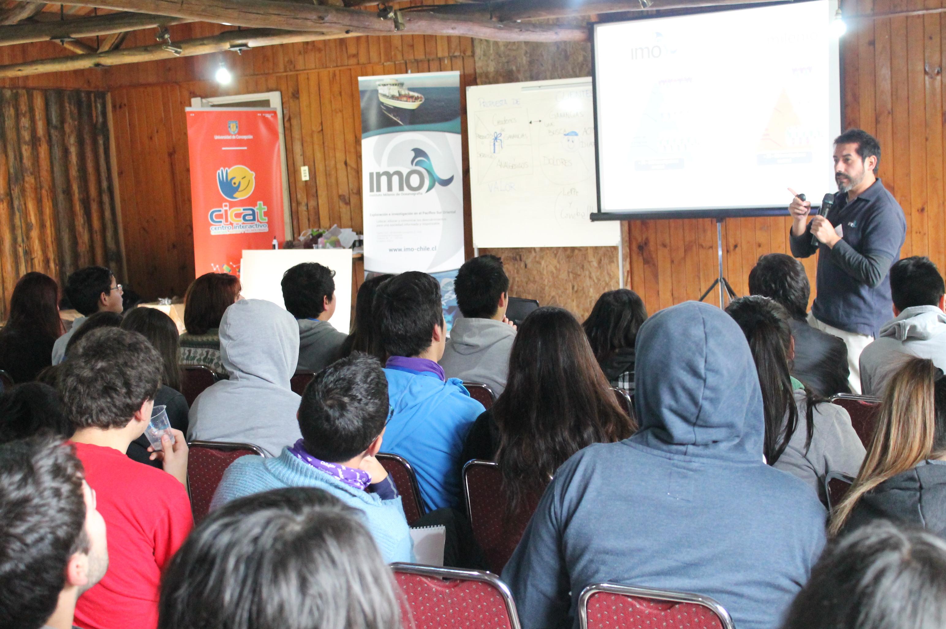 Instituto Milenio de Oceanografía realizó actividades en el marco de ...