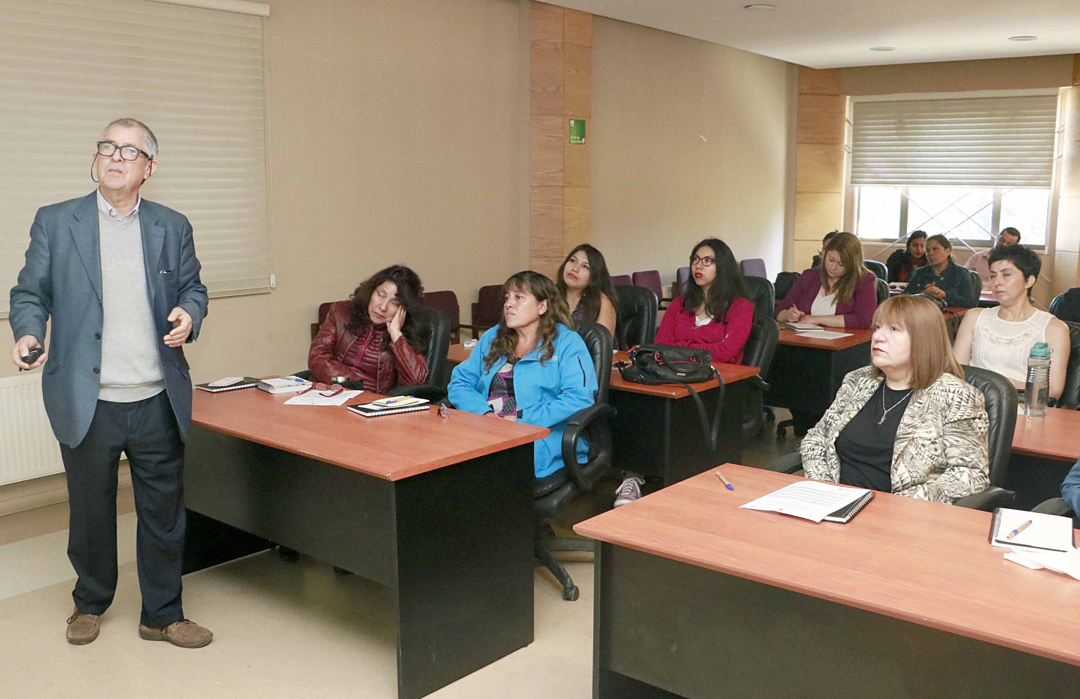 Ciencias Ambientales capacitó a profesores en materias de cambio ...