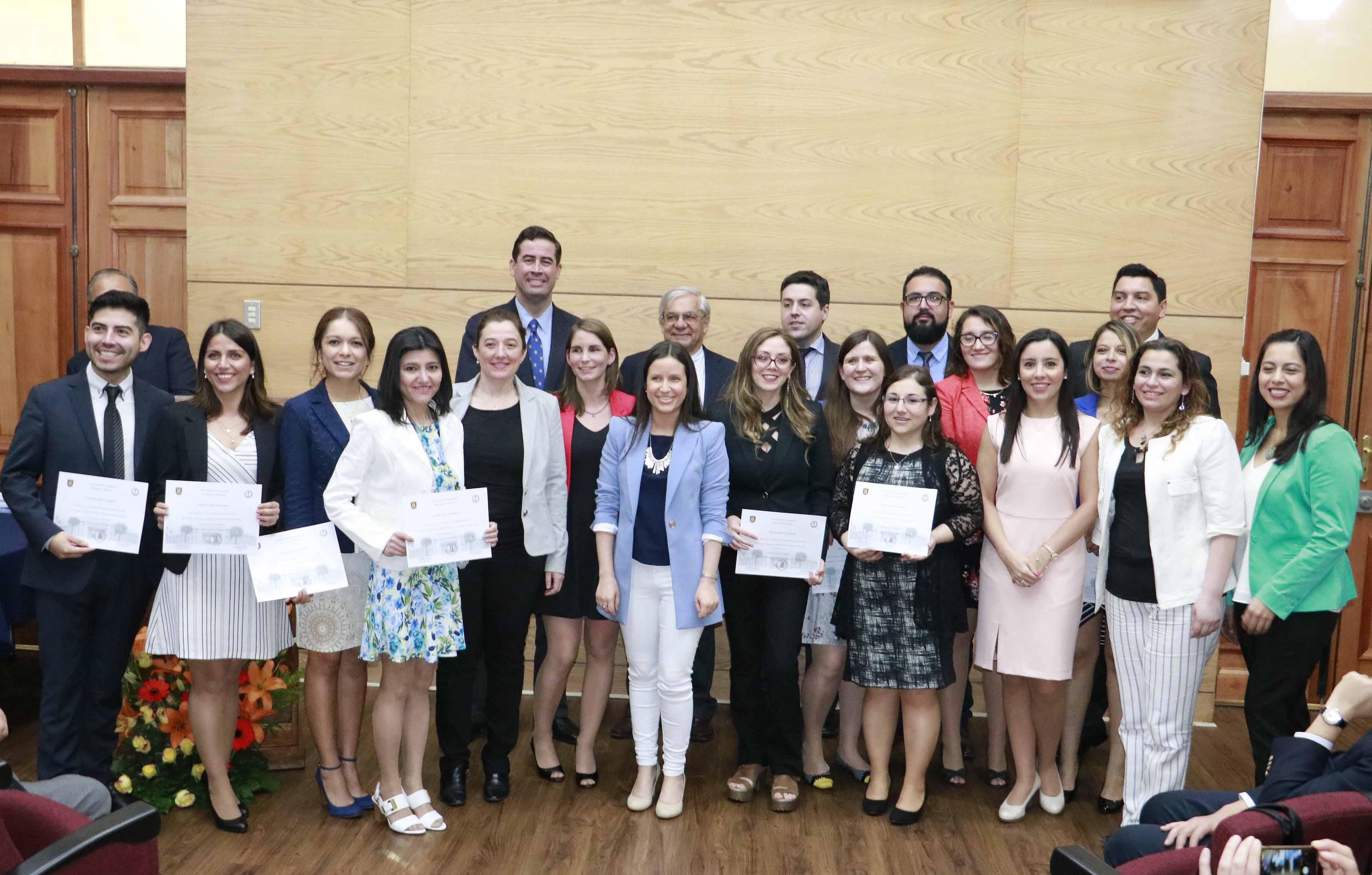 Facultad de Medicina realizó ceremonia de egreso para estudiantes de ...