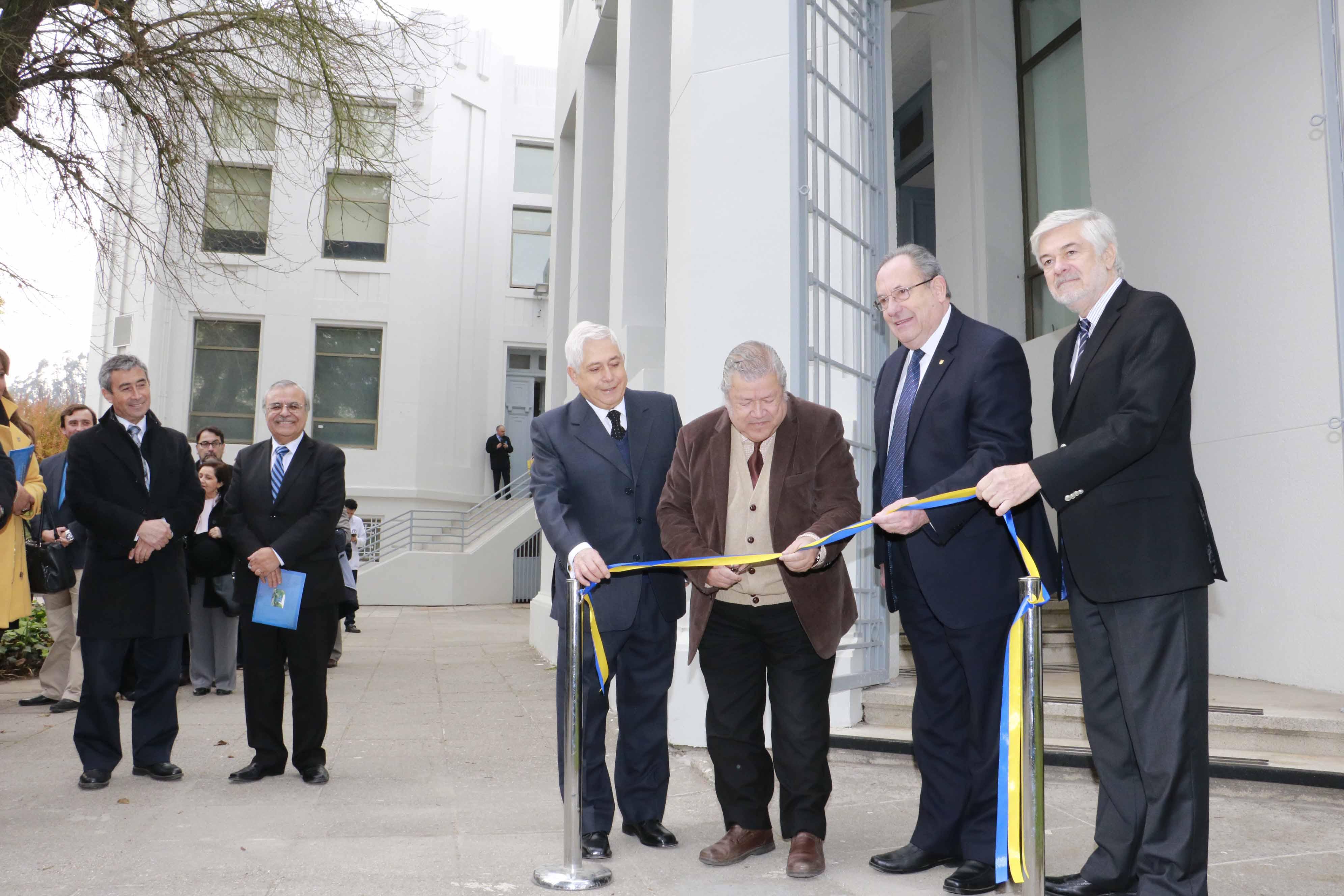 UdeC reinauguró emblemático edificio de Anatomía   PanoramaWeb UdeC