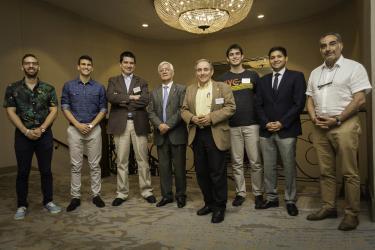 Académicos de Facultad de Ingeniería participaron en workshop en China