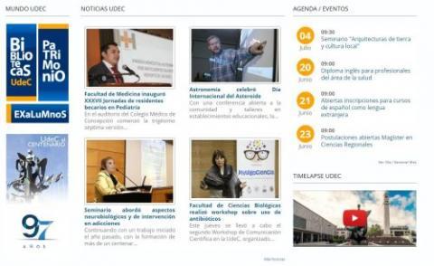 Portal UdeC