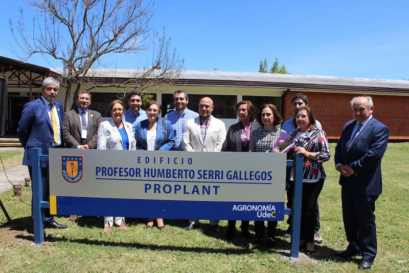 Con homenaje al académico Humberto Serri se realizó Encuentro  de ex alumnos de la Facultad de Agronomía