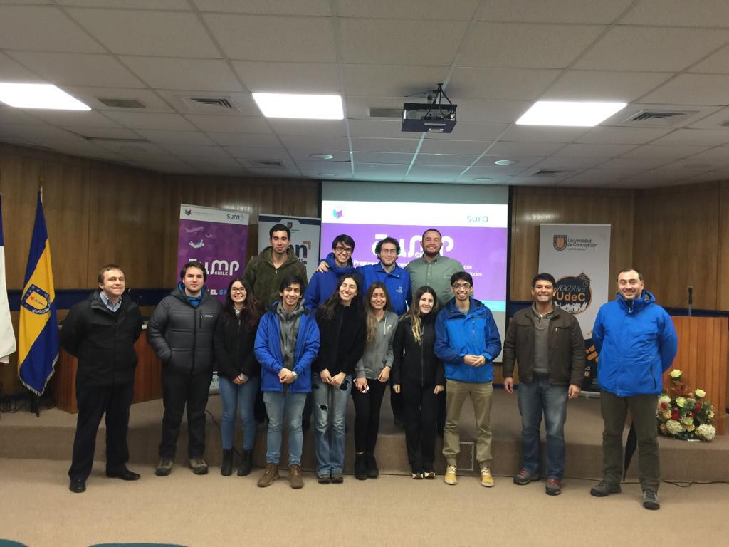 Delegación UdeC participó en Simposio para Educadores Emprendedores de Babson College