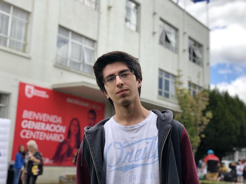 Puntaje Nacional estudiará Pedagogía en Matemática en la UdeC