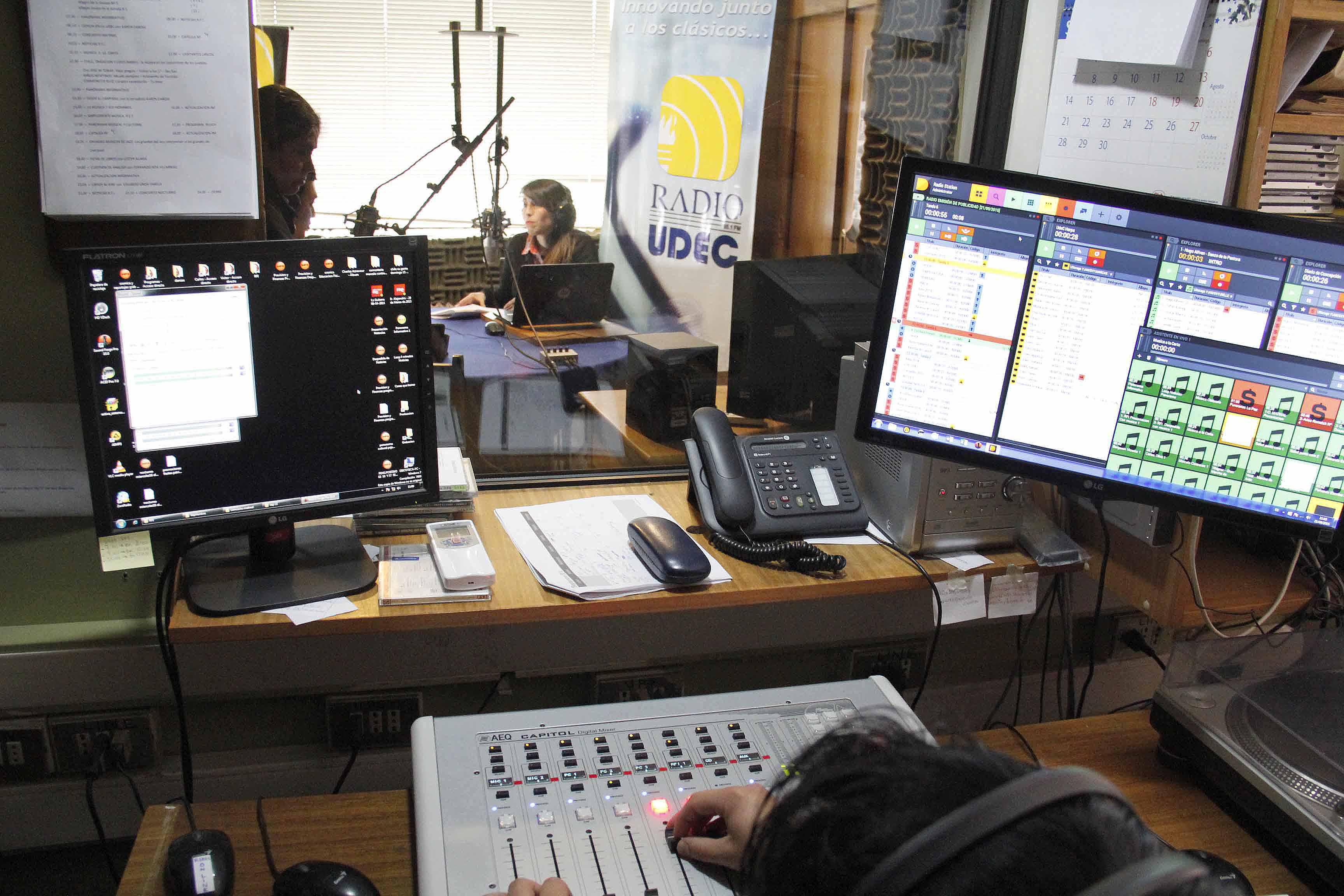 Radio UdeC celebra 60 años de trayectoria con la mirada puesta en los desafíos del presente