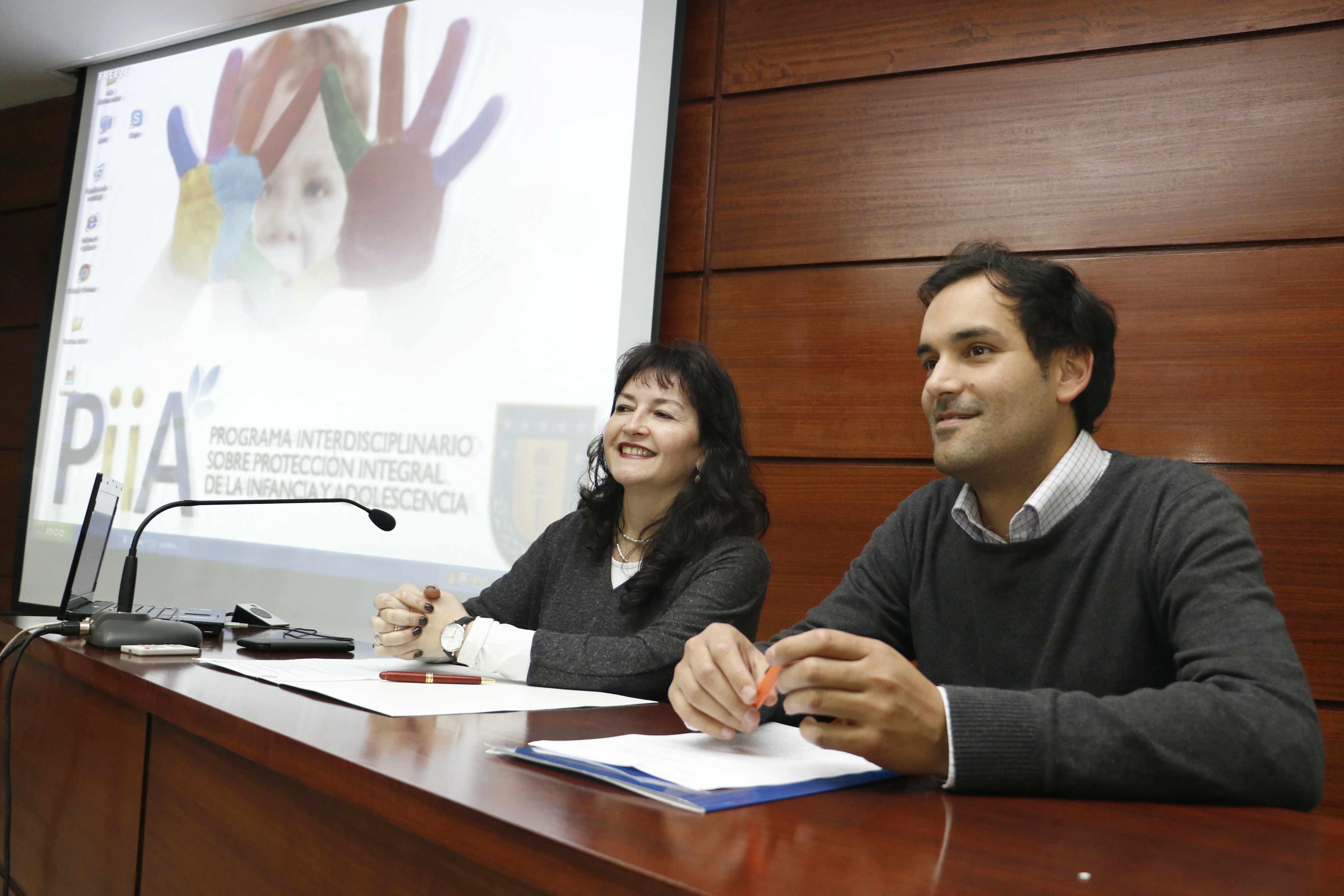 Destacado endodoncista Italiano expuso en Facultad de Odontología UdeC