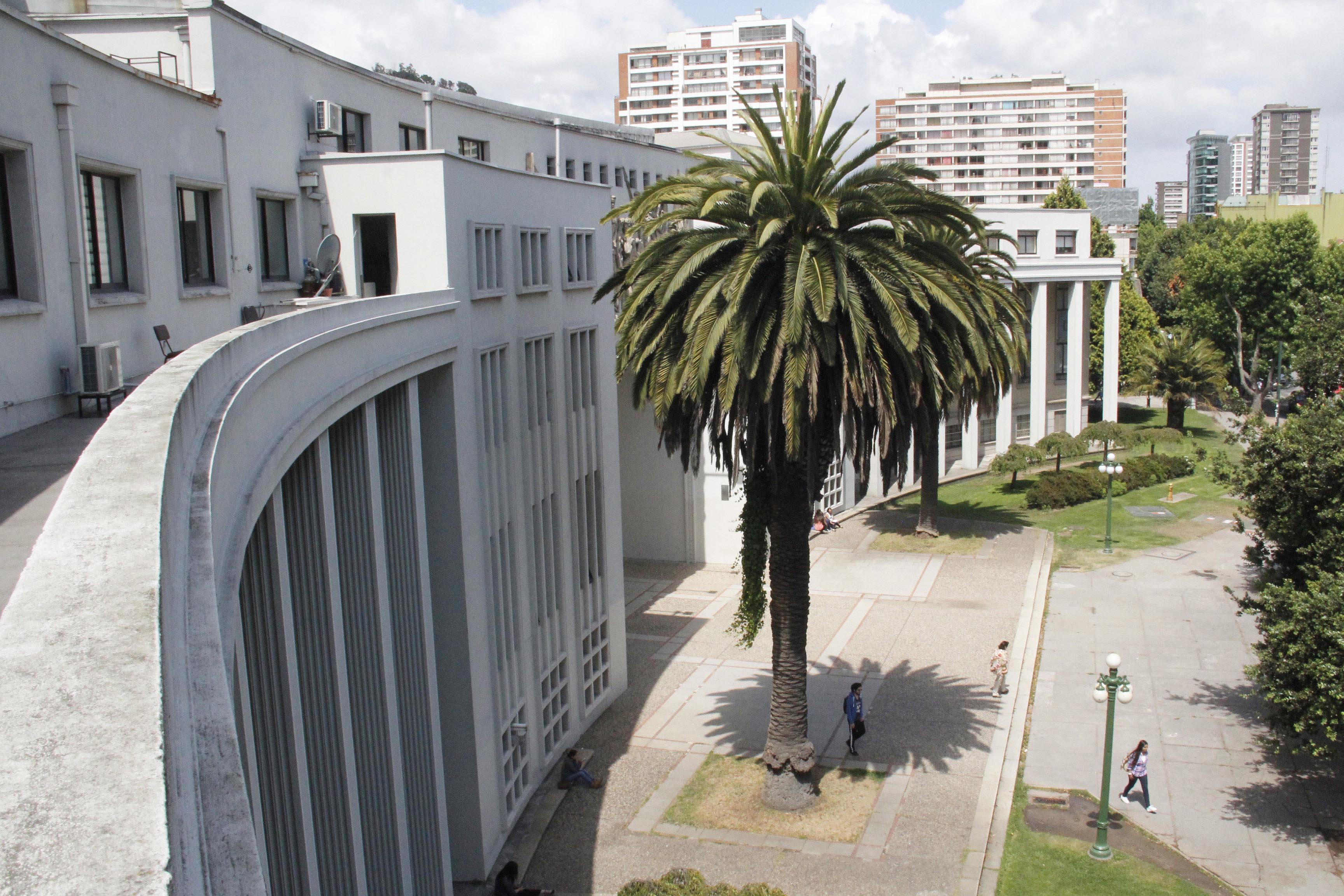 Campus de la UdeC fue declarado Monumento Histórico Nacional