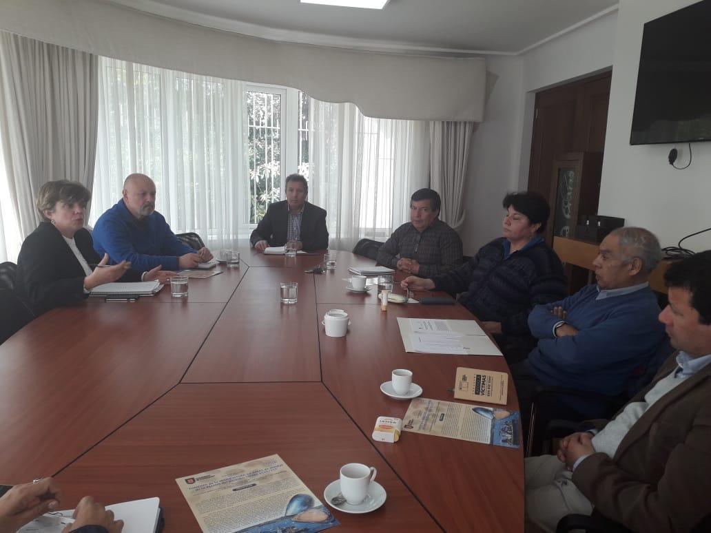 Emergencia climática se toma seminario en la UdeC previo a COP25