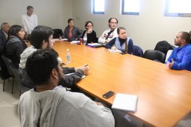 UdeC y Pontificia Universidad Católica del Perú dictaron inédito workshop en gestión patrimonial