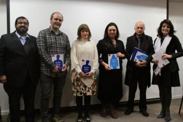 """Sindicato N°1 del Campus Chillán organizó charla """"Desmitificando la diversidad sexual"""""""