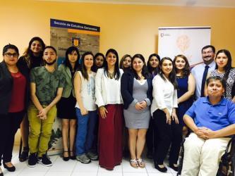 Estudiantes del Campus Chillán presentaron proyectos inclusivos