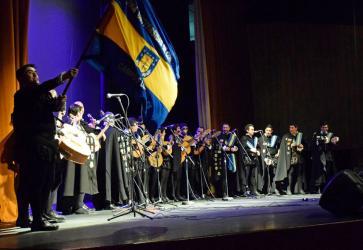 Campus Los Ángeles realizó Encuentro Nacional de Tunas