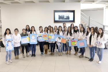 Fonoaudiología realizó actividad con motivo del Día Mundial de la Tartamudez