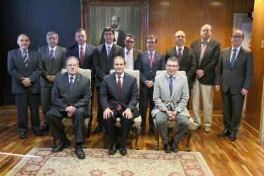 UdeC despidió a primera generación de diplomados en Telemedicina