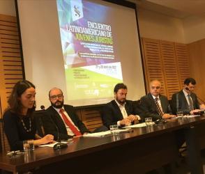 Docente de Ciencias Ambientales participó en reunión internacional efectuada en París