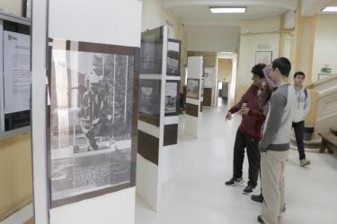 Muestra de fotografías históricas recorrerá facultades del polígono declarado Monumento Nacional