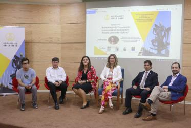 Agrupación Sello UdeC organizó seminario sobre participación y los estatutos de la Universidad