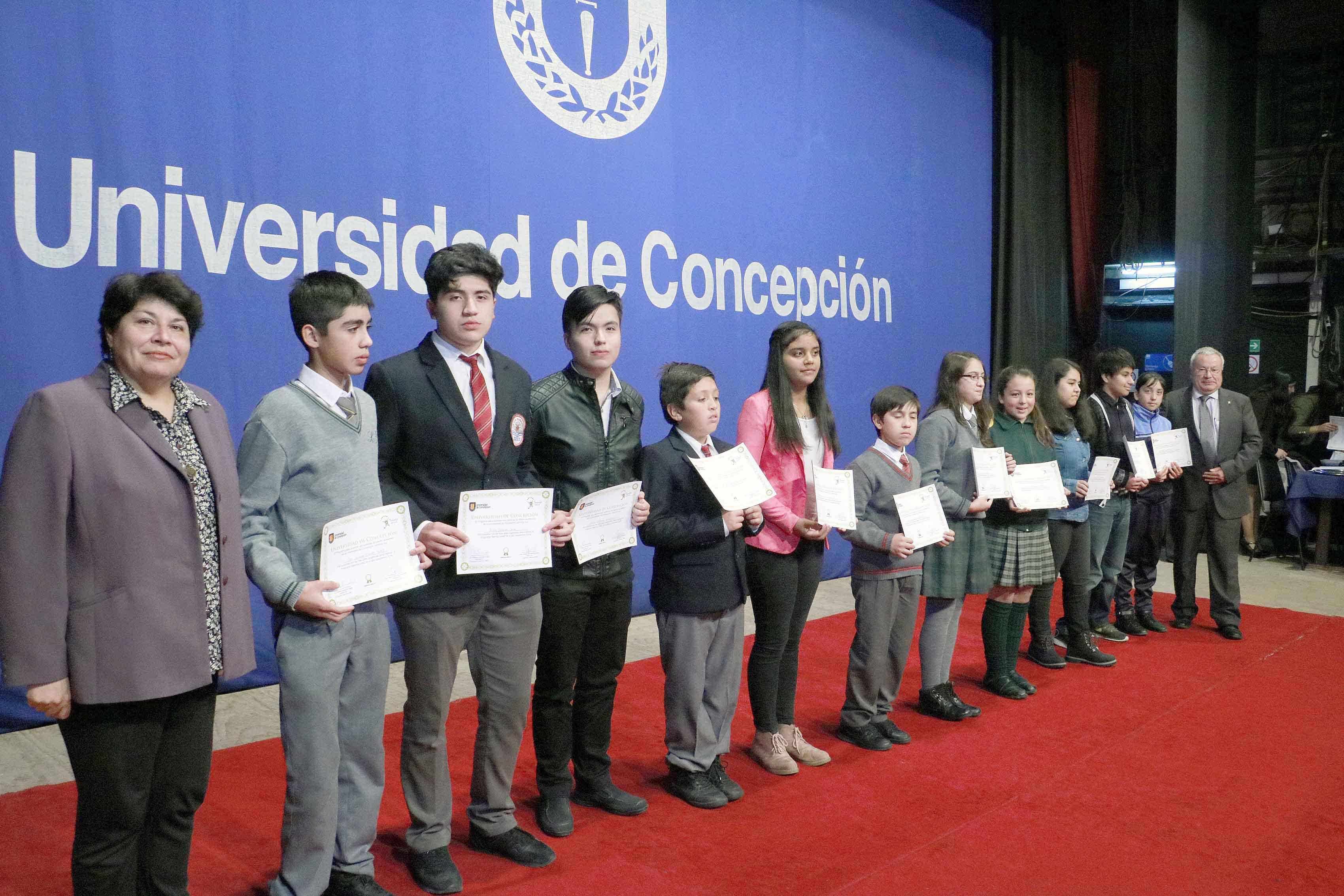 Talentos UdeC recibió a 95 nuevos estudiantes en su inauguración de año académico